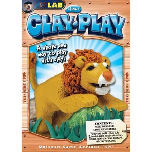 Smart Lab Lion Clay Kit