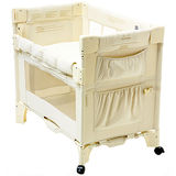 Arm's Reach Mini Co-Sleeper Bassinet - Natural