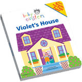 Baby Einstein Violet's House (A Giant Touch & Feel)