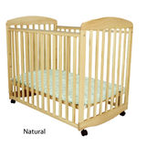 AFG Mya Mini Crib - Natural