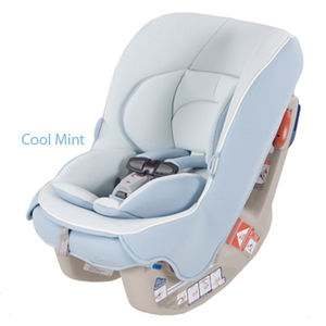 Combi Coccoro Convertible Car Seat - Cool Mint