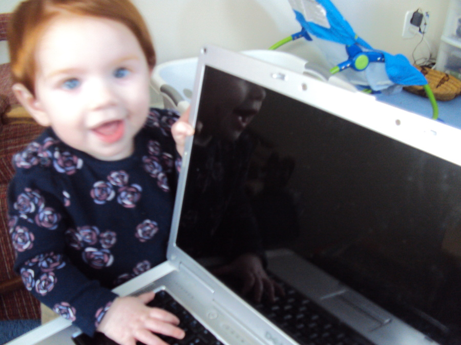 Ruining the laptop