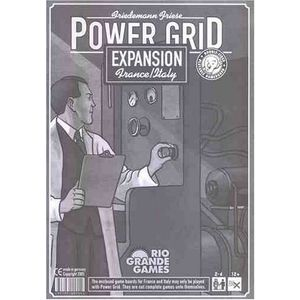 Power Grid expansion France/Italy