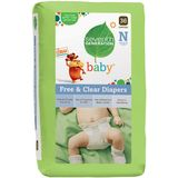 Seventh Generation Free & Clear Newborn Diapers