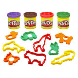 Play-Doh Mini Bucket Assortment - Animal Activities