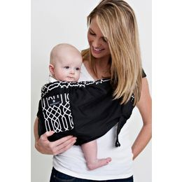 Simple and comfortable baby wearing