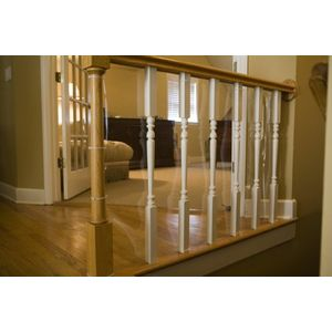 Cardinal Gates Banister Shield 5' Roll Clear