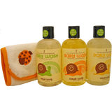 Baby Wash Essentials Variety Set