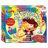 Scientific Explorer's Explore The Mystery of Color Science Kit