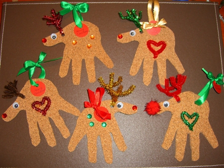 Craft Ideas Xmas Gifts on Christmas Crafts For Kids 7 Jpg