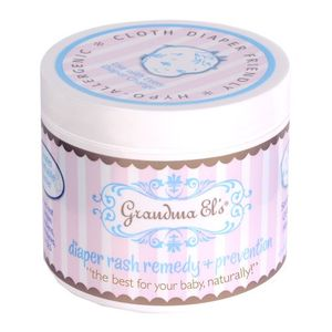 Grandma El's Diaper Rash Remedy and Prevention