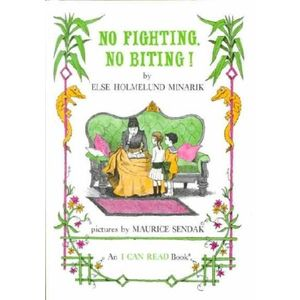 NO FIGHTING NO BITING