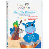 Baby Einstein Meet the Orchestra - First Instruments DVD