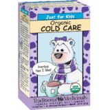"Traditional Medicinals ""Just for Kids"" Organic Cold Care Tea"