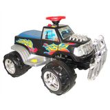 New Star Monster Power Wheels Vehicle in Black