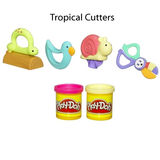 Play-Doh Fundamentals Assortment - Ocean Rollers