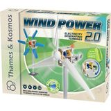 Thames &amp; Kosmos Wind Power 2.0