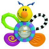 Belly Buddy Teether Toy - Butterfly
