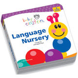 Baby Einstein Language Nursery Board Book