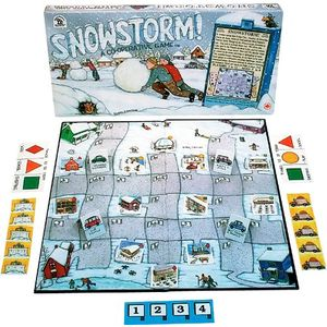 Image of: Snowstorm - A Co-operative Game