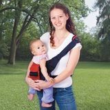 Luvable Friends Baby Hip Carrier