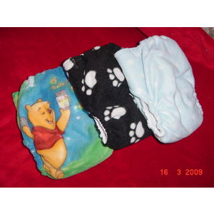 Sassy Cloth Diapers Fitteds