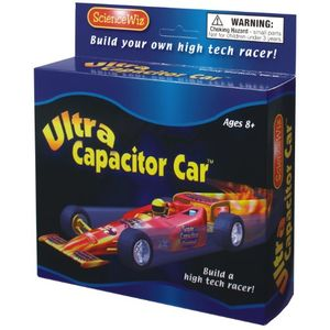 Science Wiz Ultra Capacitor Car Activity Kit