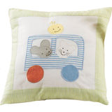 Sumersault Toy Chest Pillow