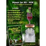 Perfect Pickler Mason Jar Kit