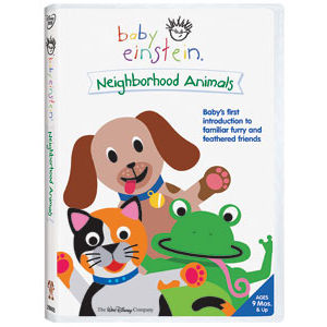 Baby Einstein Neighborhood Animals DVD