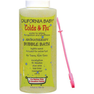 Colds & Flu Bubble Bath