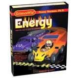 ScienceWiz Energy Experiment Kit and Book 22 Experiments, Energy