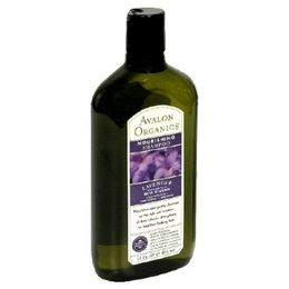 Avalon Organics Therapeutic Shampoo, Nourishing Lavender 11 fl oz (325 ml)