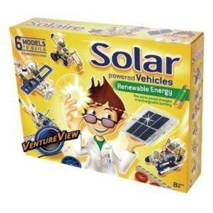 Perisphere And Trylon Solar Vehicles Science Kit