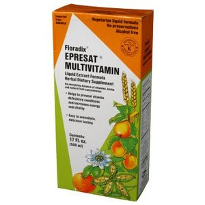 Flora - Epresat Multivitamin, 17 fl oz liquid