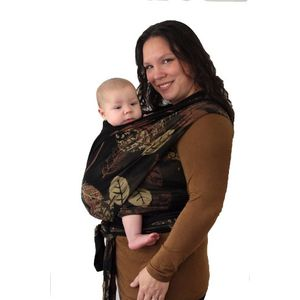 Wrapsody Stretch-Hybrid Baby Carrier