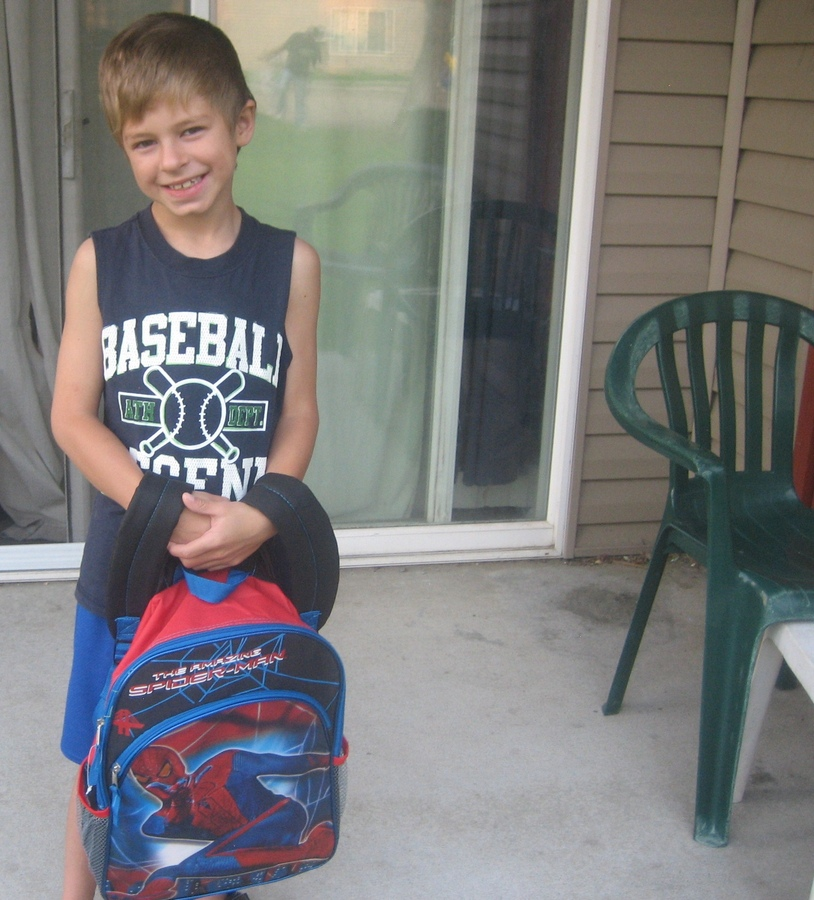 First Day of Third Grade 008.JPG
