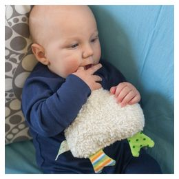 Funky Chicken Rattle -- Mothering Toy Guide 2013