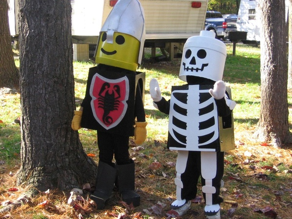 Lego Guys 2 of 2