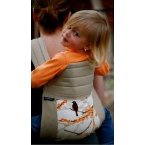 ToddlerHawk Mei Tai Asian Carrier by BabyHawk