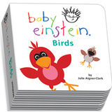 Baby Einstein Birds Chunky Board Book