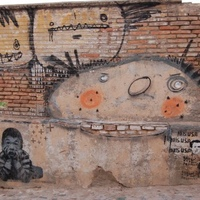my favorite wall from granada