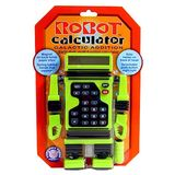 Hog Wild Robot Calculator Galactic Addition - Lime Green