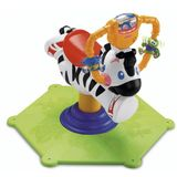 Fisher-Price Go Baby Go! Bounce &amp; Spin Zebra