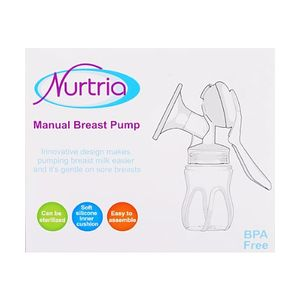 Nurtria Manual Breast Pump