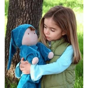 Image of: Sweetpea Heavy Doll