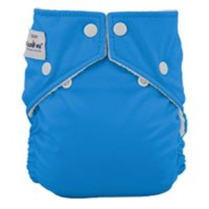 Fuzzibunz Perfect Size Diaper Big Sky, X-Small
